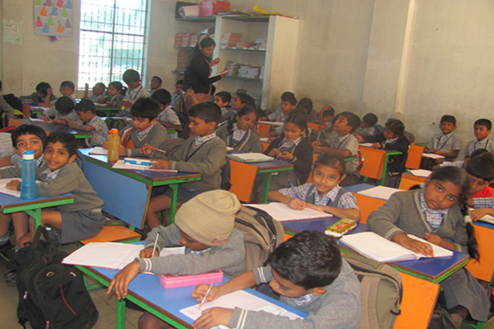 Rainbow Public School-Class Room