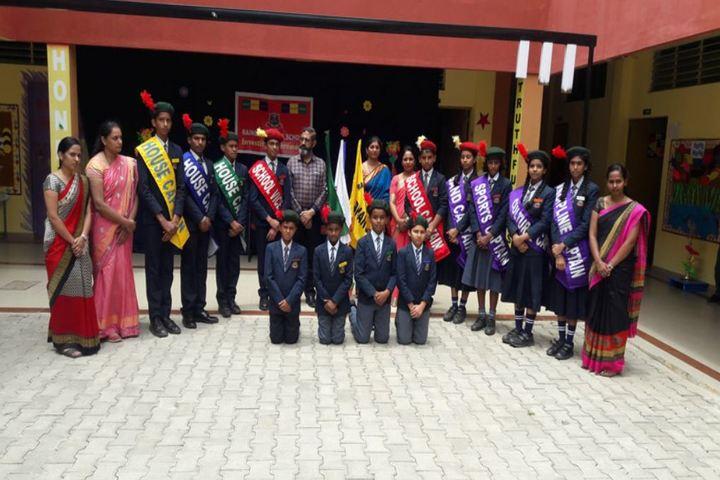 Rainbow Public School-Investiture Ceremony
