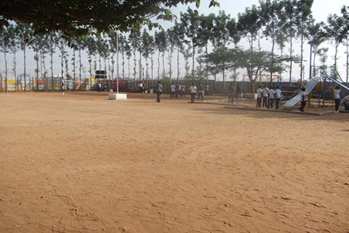 Rainbow Public School-Playground