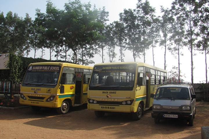 Rainbow Public School-Transport Facility