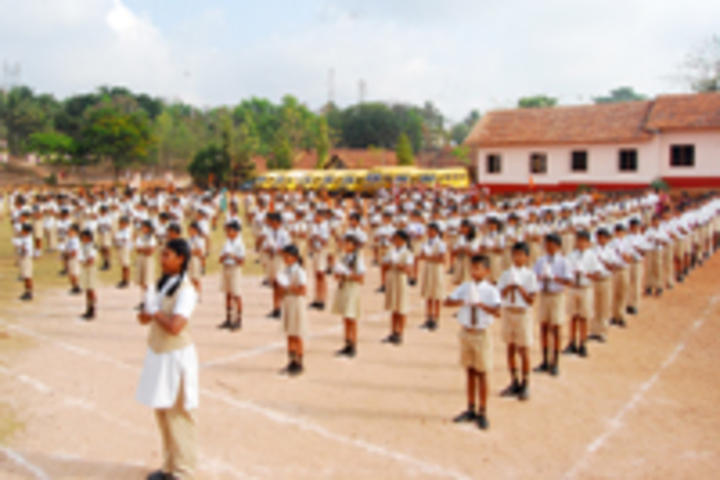 Raj Academy Higher Primary and  High School-Assembly