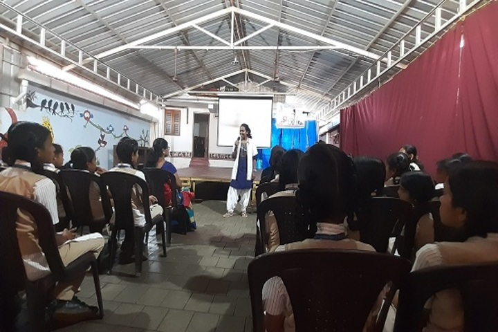 Raj Academy Higher Primary and  High School-Auditorium
