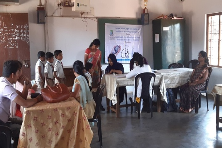 Raj Academy Higher Primary and  High School-Medical Checkup