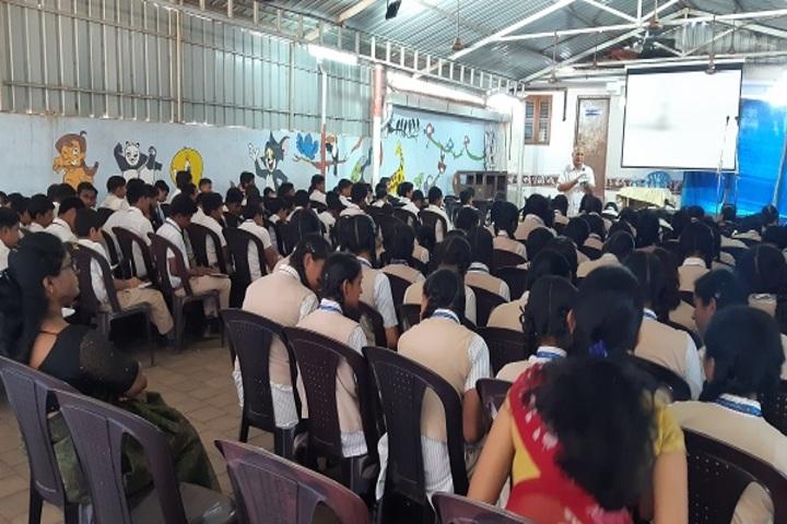 Raj Academy Higher Primary and  High School-Seminar
