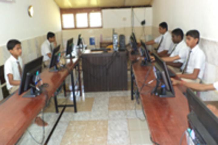 Raj Academy Higher Primary and High School-Lab
