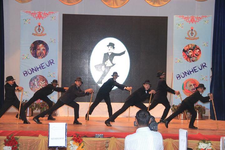 Rashtriya Military School-Annual Day