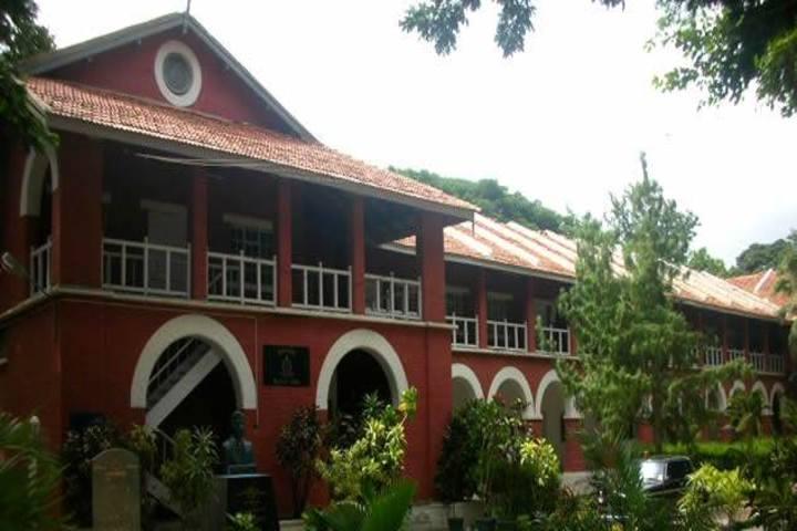 Rashtriya Military School-Campus View
