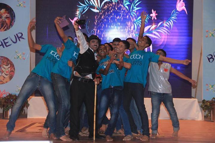 Rashtriya Military School-Celebrations