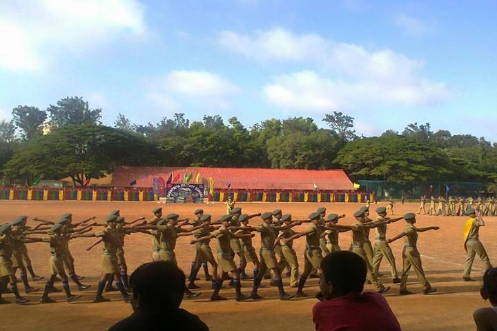 Rashtriya Military School-NCC