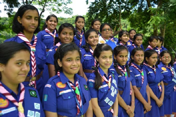 Holy Child School- Guides