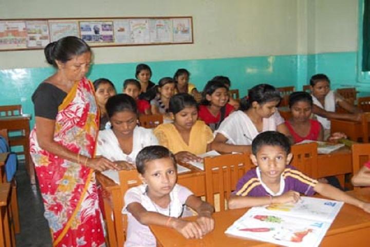 Holy Child School-Class Room