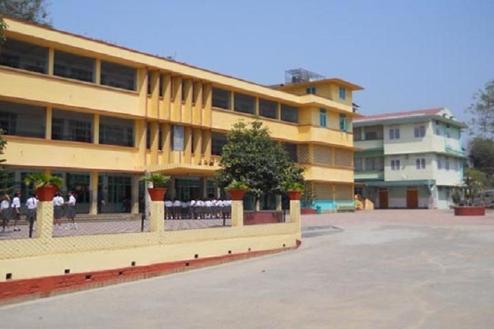 Holy Child School-Building
