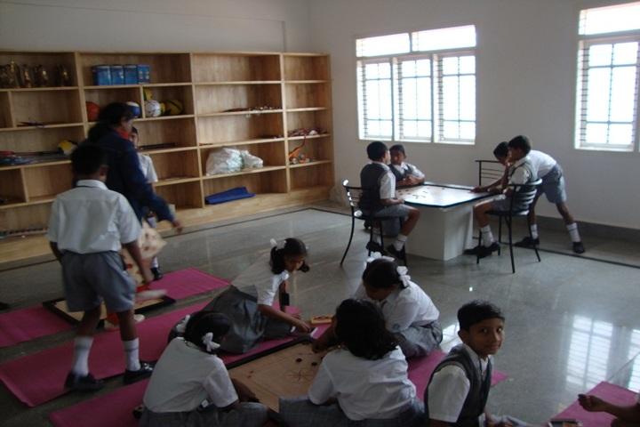 RMS International School-Indoor Games
