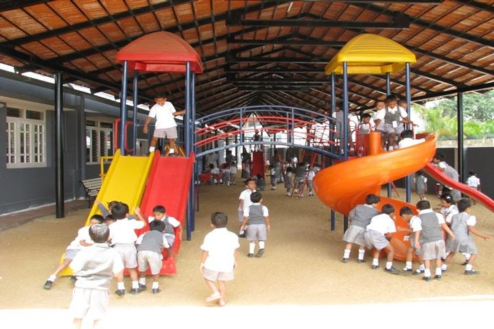 RMS International School-Kids Play Area