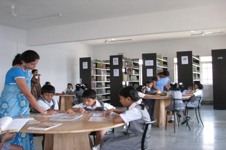 RMS International School-Library