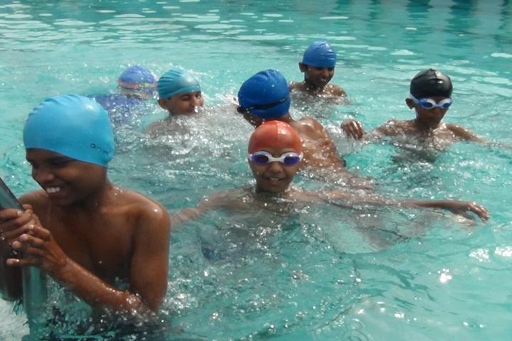 RMS International School-Swimming Pool
