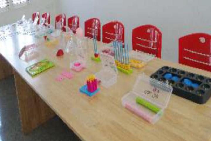 Rms International School-Maths Lab