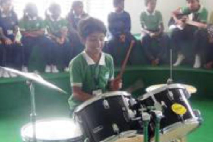 Rms International School-Music Room