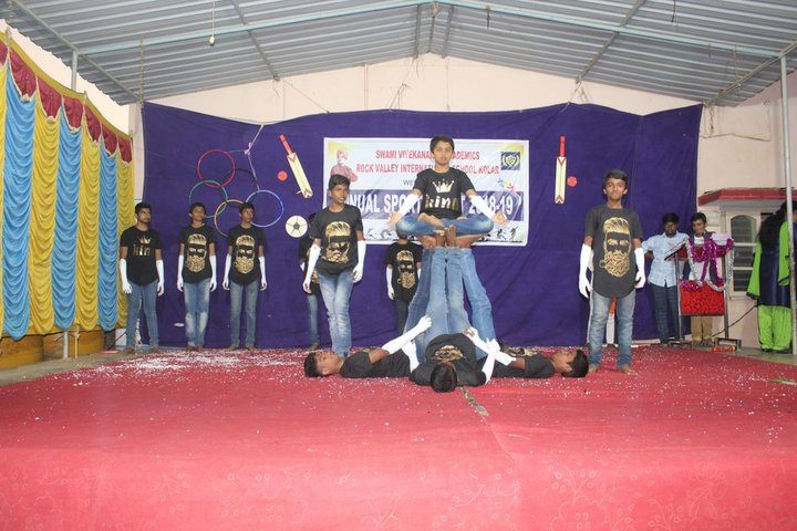 Rockvalley International School-Sports Meet