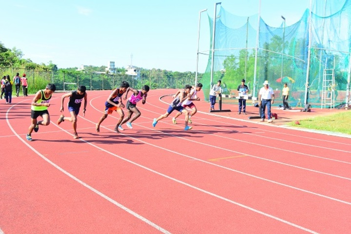 Rotary Central School-Annual Sports Meet