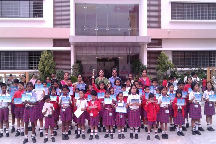 Royale Concode Intrnational School-Awards