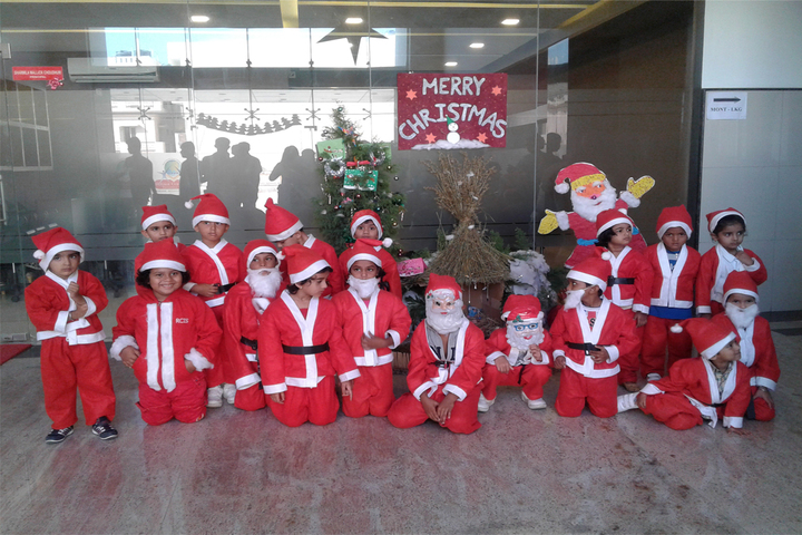 Royale Concode Intrnational School-Christmas Celebrations