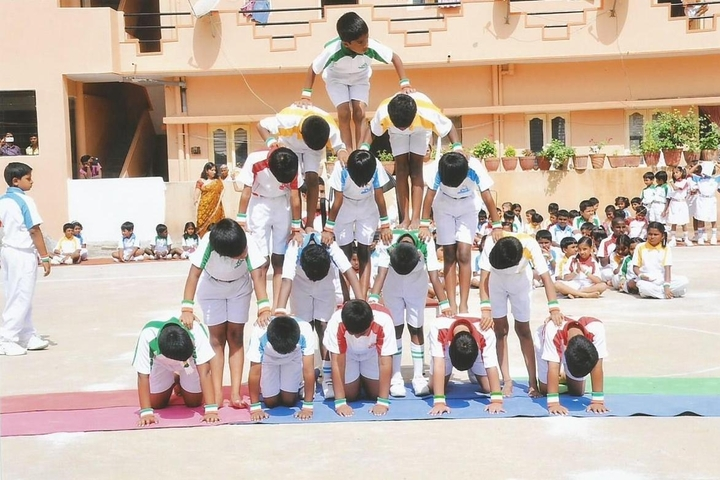 Royale Concode Intrnational School-Independence Day Celebrations