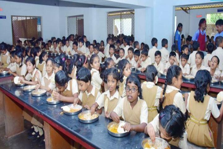S M S English Medium School-Canteen