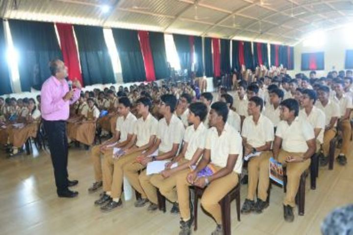 S M S English Medium School-Orientation Programme