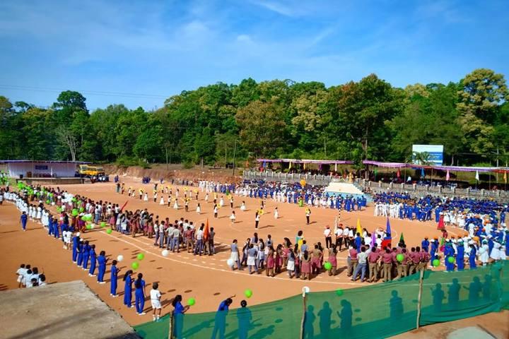 S R Public School-Sports Day