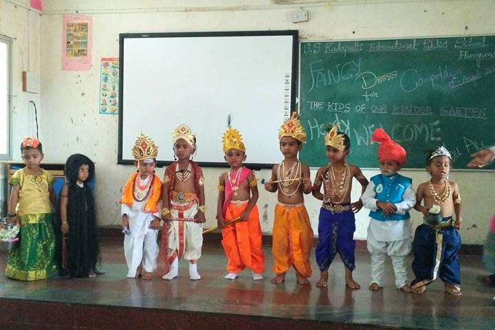 S S Kadapatti International Public School-Drama
