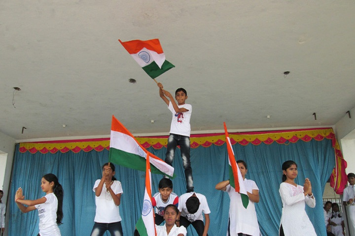 S S Kadapatti International Public School-Republic Day-Celebration