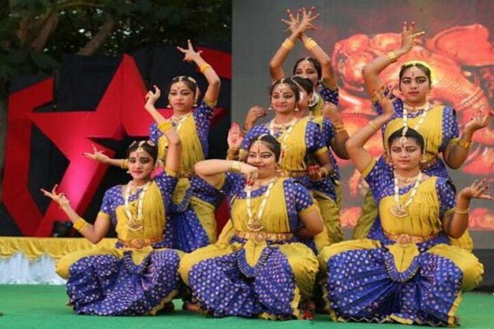 Sri Venkateshwara Central School-Dance