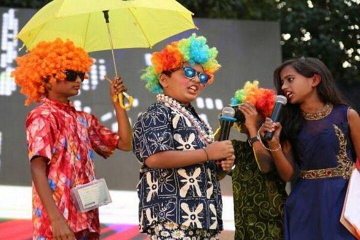 Sri Venkateshwara Central School-Drama