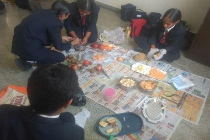 Sri Venkateshwara Central School-Art And Craft