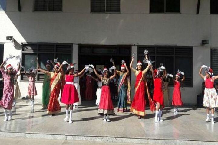 Sri Venkateshwara Central School-Christmas Celebration