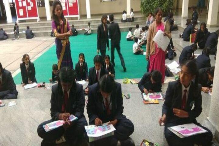 Sri Venkateshwara Central School-Drawing