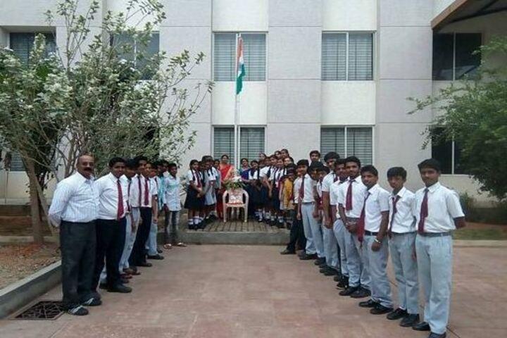 Sri Venkateshwara Central School-Independence Day