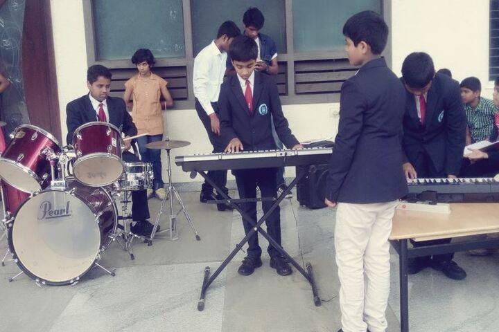 Sri Venkateshwara Central School-Music