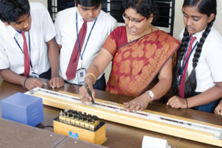 Sri Venkateshwara Central School-Physics Lab