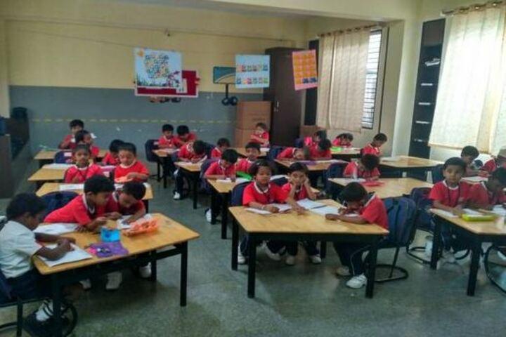 Sri Venkateshwara Central School-Pre Primary Class Room