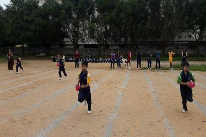 Sri Venkateshwara Central School-Sports Day