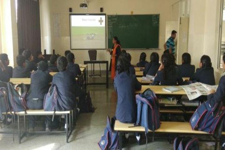 Sri Venkateshwara Central School-Workshop