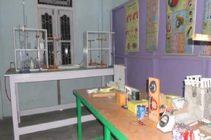 Holy Flower High School-Lab
