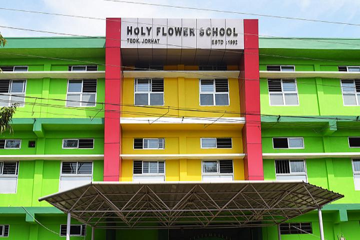 Holy Flower High School-Campus