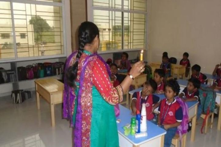 S R N Mehta School-Activity