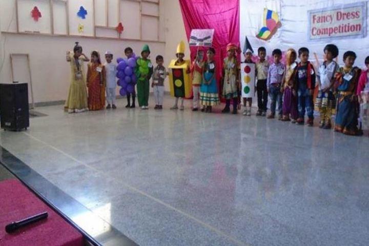 S R N Mehta School-Fancy Dress