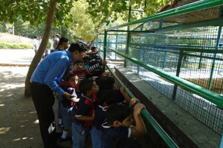 S R N Mehta School-Field Trip