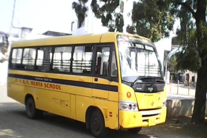 S R N Mehta School-Transport