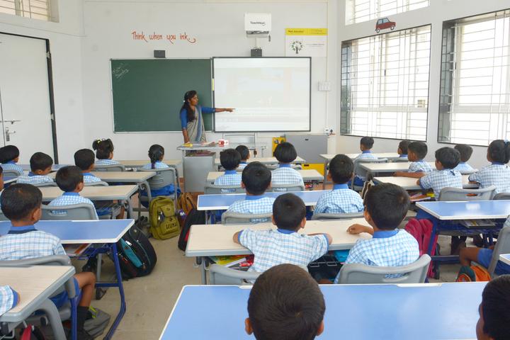 S J P N Trust School-Classroom